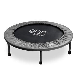 Pure Fitness 38-inch Mini Trampoline