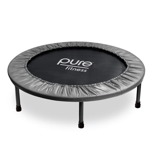 Pure Fitness 38 inch Exercise Trampoline