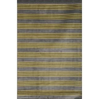Greyson Living Spencer Light Blue Viscose Area Rug (7'10 x 11'2)