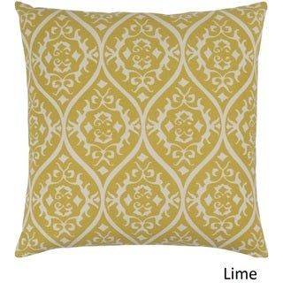 Decorative Pass 18-inch Poly or Down Filled Throw Pillow