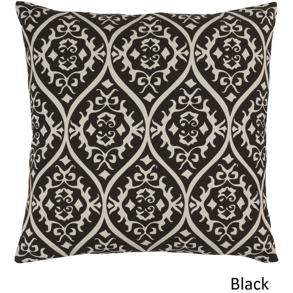 Shop Decorative Pass 18-inch Poly or Feather Down Filled Throw Pillow - Overstock - 11483958