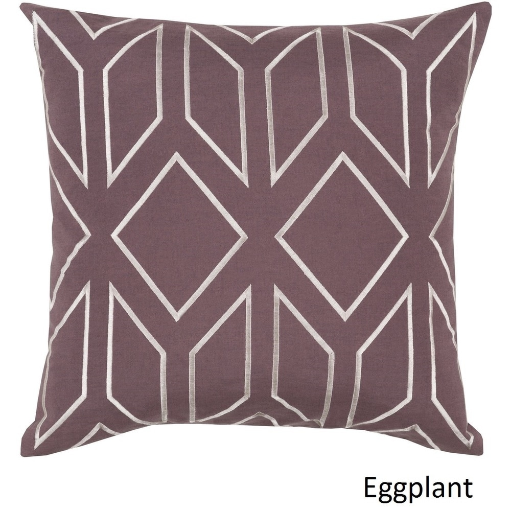 Shop Decorative Long 20-inch Poly or Feather Down Filled Throw Pillow - 11483994