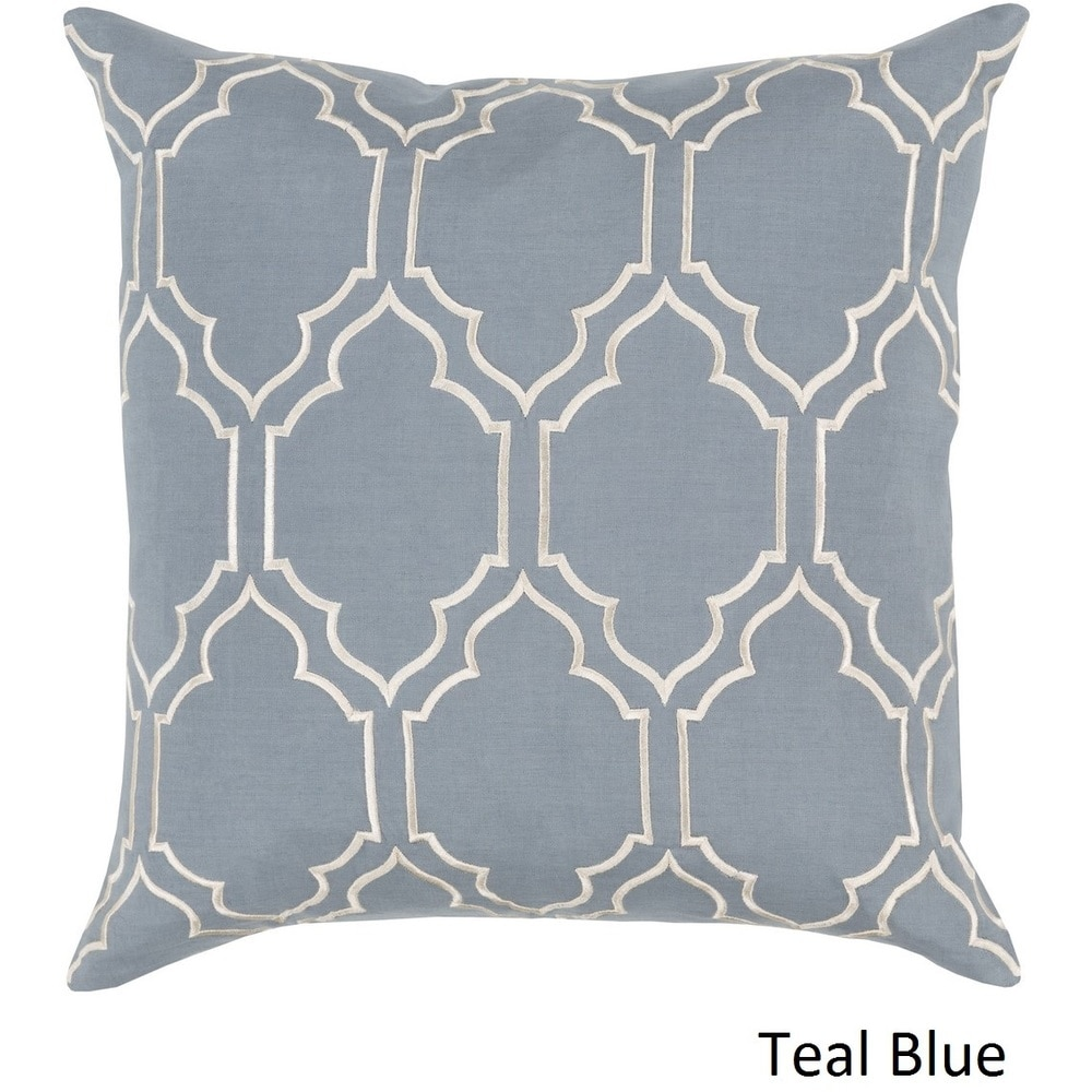 Shop Decorative Mall 20-inch Poly or Feather Down Filled Throw Pillow - Overstock - 11483998