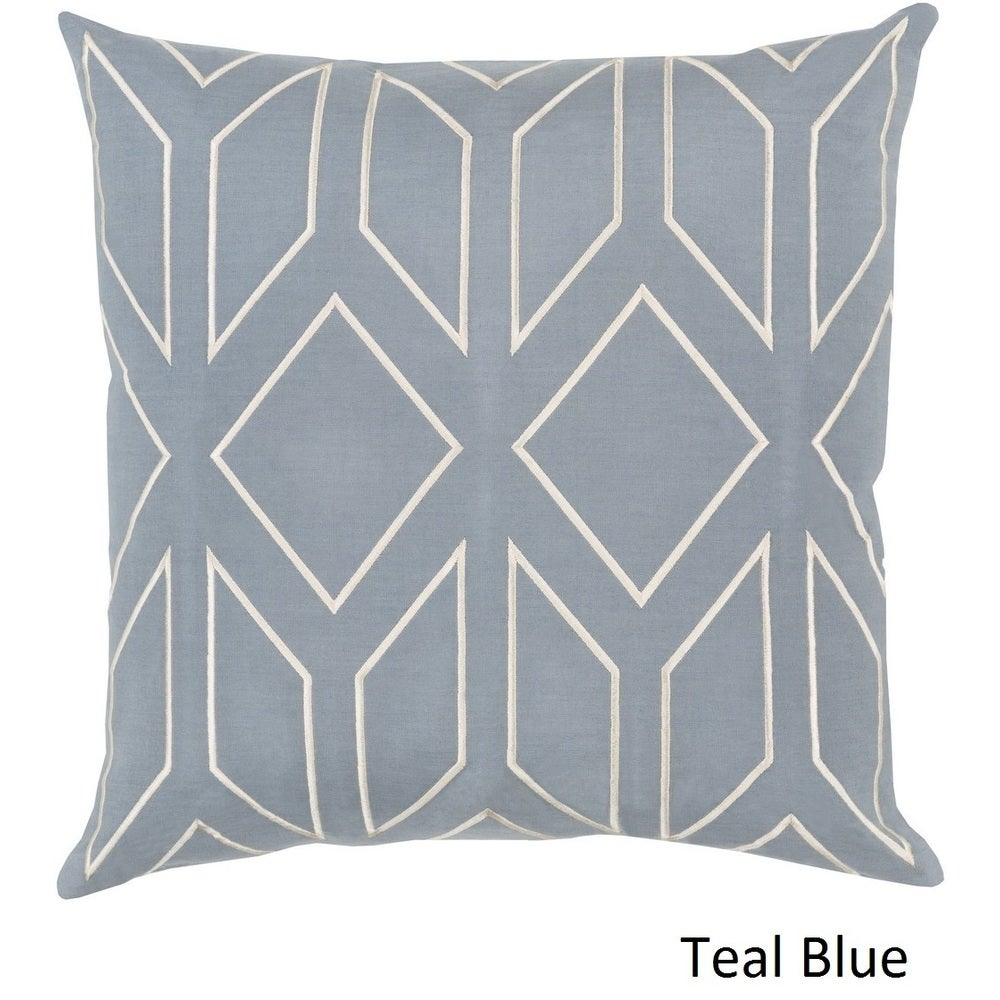 Shop Decorative Long 18-inch Poly or Feather Down Filled Throw Pillow - 11484013