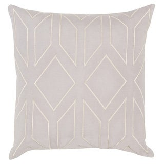 Decorative Long 18-inch Poly or Down Filled Throw Pillow