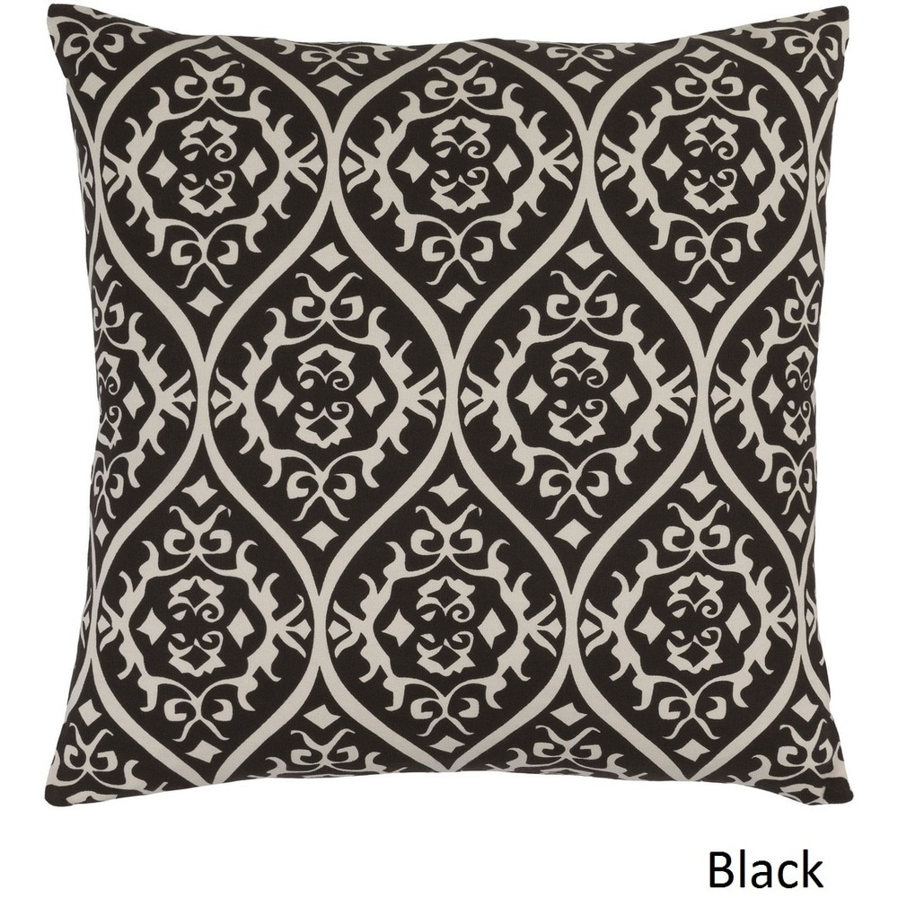 Shop Decorative Pass 22-inch Poly or Feather Down Filled Throw Pillow - 11484046