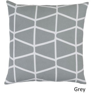 Decorative Pole 20-inch Poly or Down Filled Throw Pillow