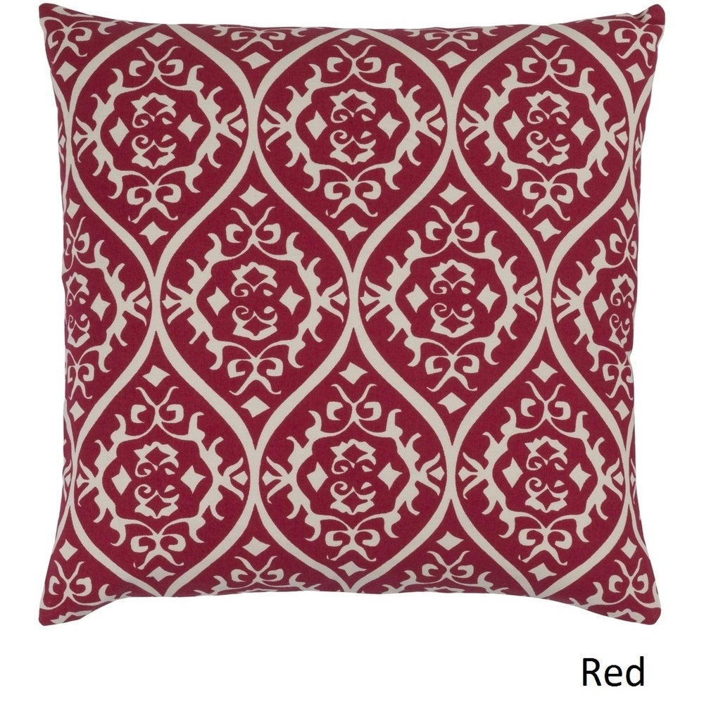 Shop Decorative Pass 20-inch Poly or Feather Down Filled Throw Pillow - Overstock - 11484060