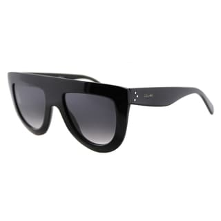 d6db74bc757 Celine CL 41398 Andrea 807 Black Plastic Grey Gradient Lens Fashion  Sunglasses