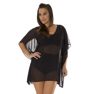 Women's Plus Chiffon Coverup by Mazu Swim