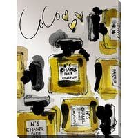 BY Jodi 'Chanel' Giclee Print Canvas Wall Art