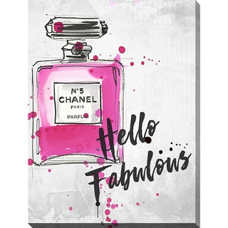 By Jodi Presents By Chanel Giclee Print Canvas Wall Art