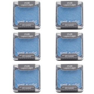 Wet n' Wild Color Icon Eyeshadow Single 254B Lagoon (Pack of 6)