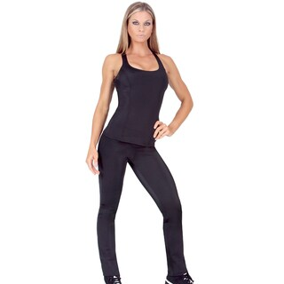 Instantfigure Compression Racer Back Tank Top