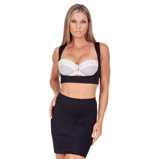 Instantfigure Posture Support Crop Top