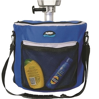 Tempress Pedestal Cooler, Blue