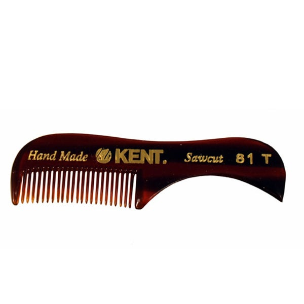 Kent The Hand Made Comb Men S Beard And Moustache Comb