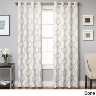 Draper Grommet Top Curtain Panel