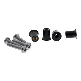 Scotty Well Nut Kit, 16 Pack