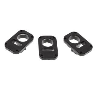 Scotty Downrigger 3 Piece Locking Plates-No Padlocks