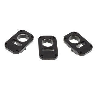 Scotty Downrigger 3 Piece Locking Plates-No Padlocks