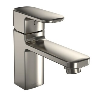 Toto Upton Single Handle 1.5 GPM Bathroom Sink Faucet TL630SD#BN Brushed Nickel