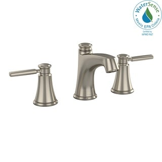 Toto Widespread Bathroom Faucet TL211DD#BN Brushed Nickel