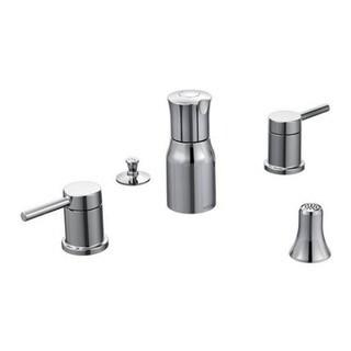 Moen Align Two-Handle Bidet Faucet, Chrome (T5191)