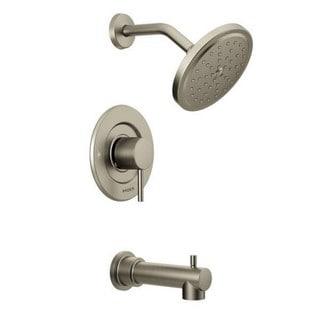 Moen Align Moentrol(R) Tub/Shower, Brushed Nickel (T3293BN)