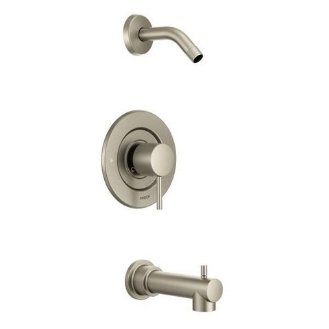 Moen Align Tub and Shower Faucet T2193NHBN Brushed Nickel