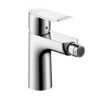 hansgrohe bathroom faucet. Hansgrohe Metris Spray Centerset Bidet Faucet 31280001 Chrome Bathroom Faucets For Less  Overstock com