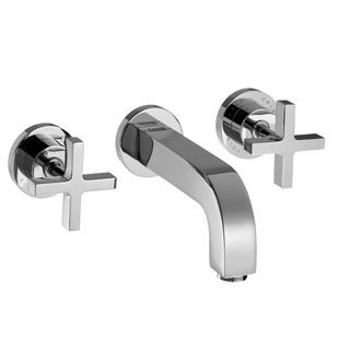 Axor Citterio Wall Mount Bathroom Faucet 39143001 Chrome