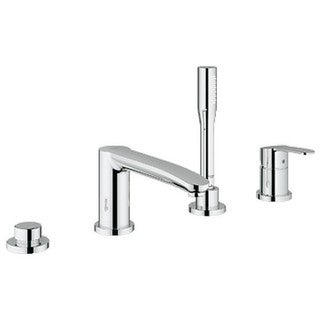 grohe eurostyle tub faucet starlight chrome