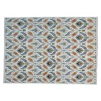 Modern Arts and Crafts Peshawar Handmade Oriental Rug (10'1 x 14'1)