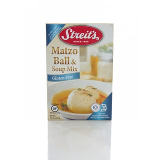 Streit's 4.5-ounce Gluten Free Matzo Ball and Soup Mix