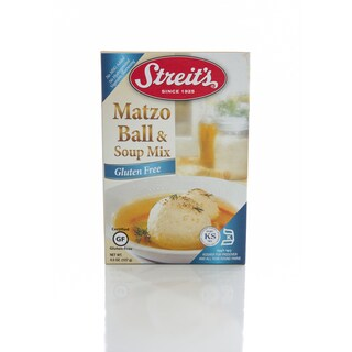 Streit's 4.5-ounce Gluten Free Matzo Ball and Soup Mix (2 options available)