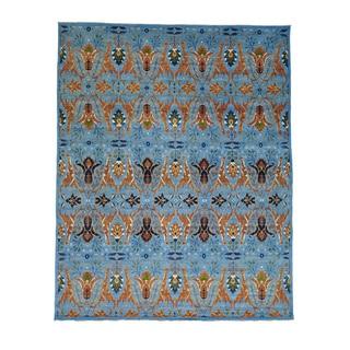 Oversize Peshawar Antiqued Safavid Dynasty Design Rug (12'2 x 15'3)
