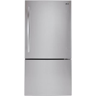 LG 33-inch 23.8-cubic-foot Bottom-Freezer Refrigerator