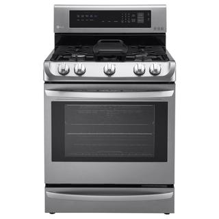 LG 30-inch 6.3-cubic-foot Oven Freestanding Gas Range