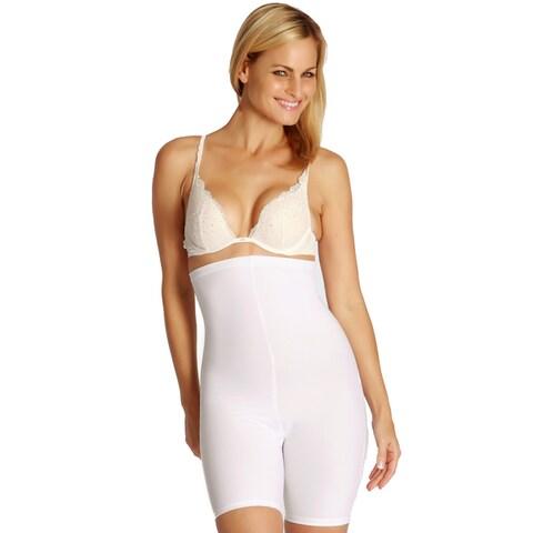 Instantfigure Shapewear Hi-waist Shorts with Open Gusset