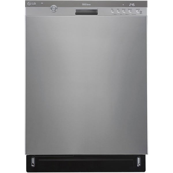 Whirlpool Wdf518saaw Whirlpool 18 In 57 Decibel Built In: LG Semi-Integrated 24-inch Dishwasher