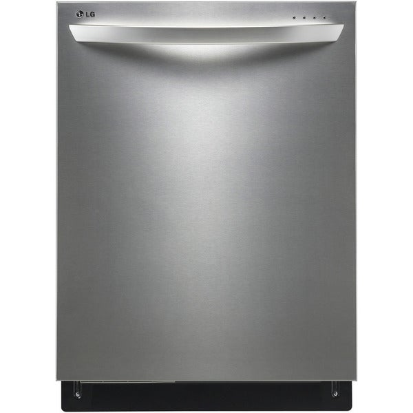 LG 24-inch Fully Integrated Stainless Steel Dishwasher