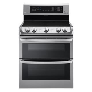 LG 30-inch Freestanding Double Oven Electric Range