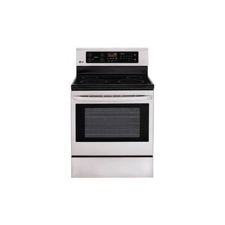 LG 30-inch 6.1-cubic-foot Oven Freestanding Electric Range
