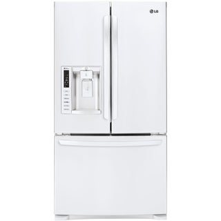 LG 36-inch 27.6-cubic-foot French Door Refrigerator