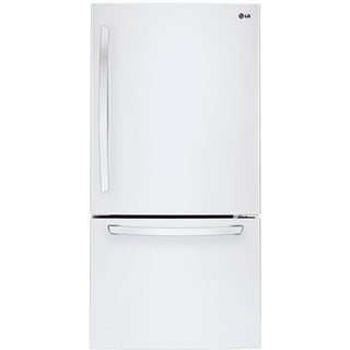 LG 33-inch Bottom-Freezer Refrigerator