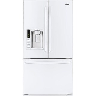LG 36-inch 24.7-cubic-foot French Door Refrigerator