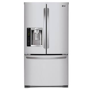 LG 24.7-cubic-foot 36-inch French Door Refrigerator