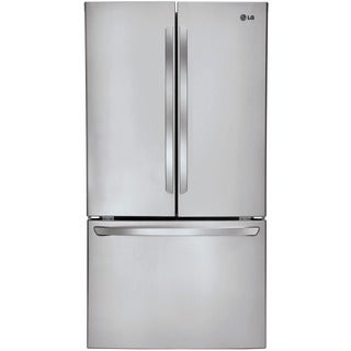 LG 36-inch 31.3-cubic-foot French Door Refrigerator