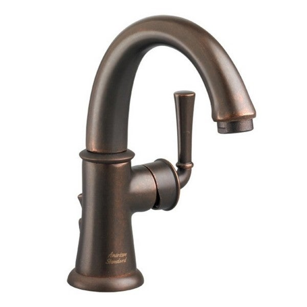 American Standard Portsmouth Single Hole Bathroom Faucet 7420 101 224 Oil Rubbed Bronze